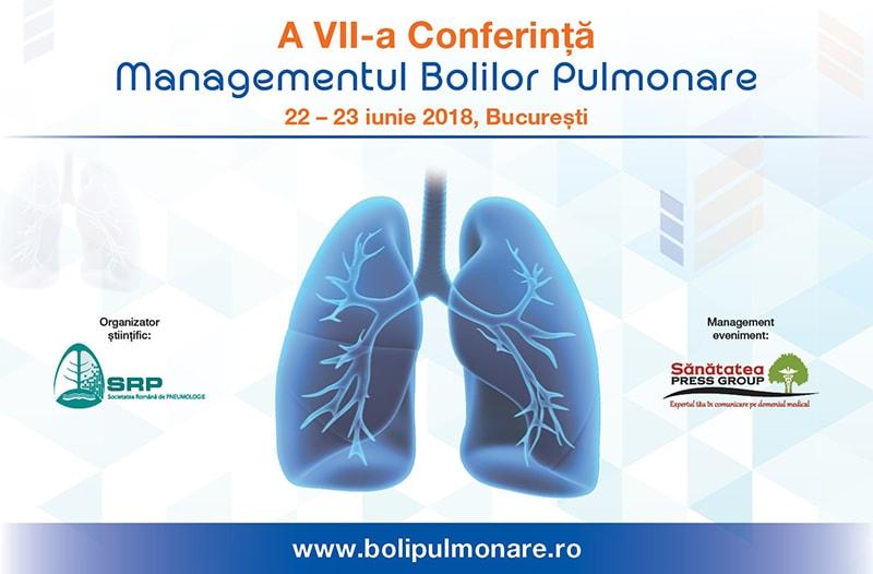 Conferința Naționala Managementul Bolilor Pulmonare