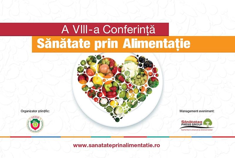 Conferința Sănătate prin Alimentație