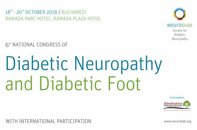 Congresul Societății de Neuropatie Diabetică