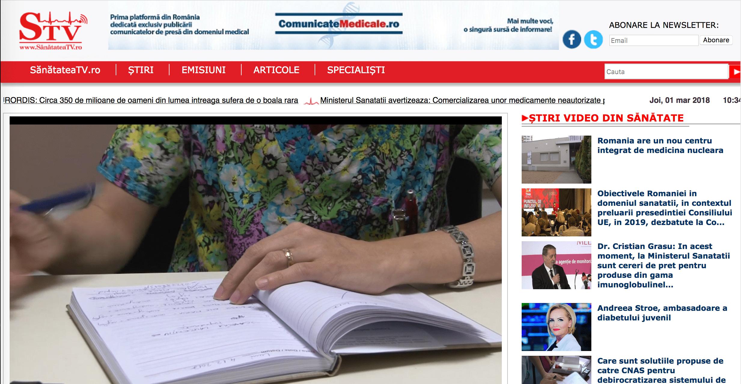 SanatateaTV.ro