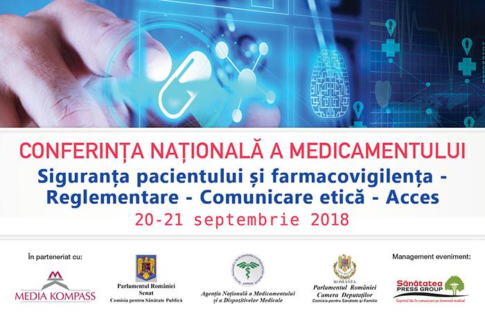 Conferința Națională a Medicamentului