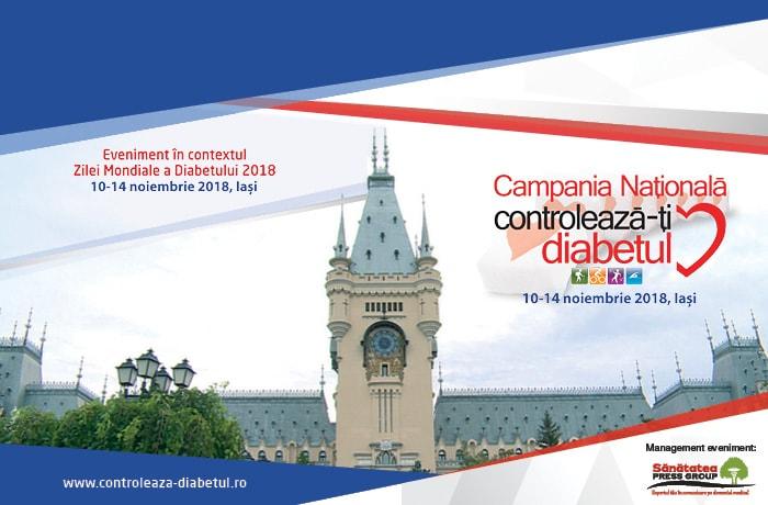 Campania Națională Controlează-ți diabetul